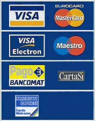 carte di credito accettate da tre